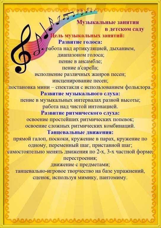 Мастер класс музыкального руководителя для родителей в детском саду