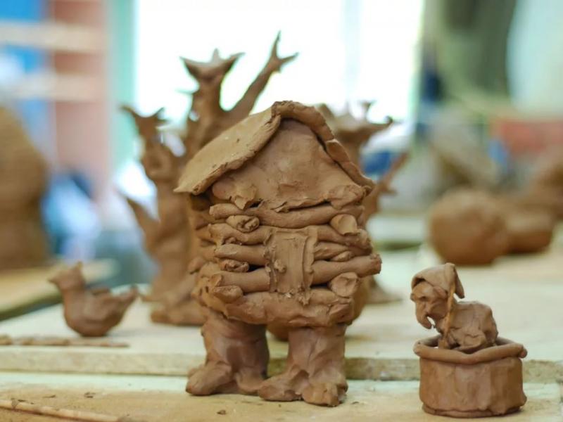 Полимерная глина своими руками в домашних условиях: мастер-класс